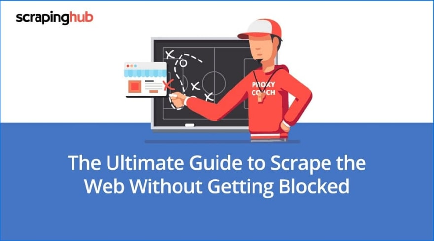 Scrapinghub webscraping