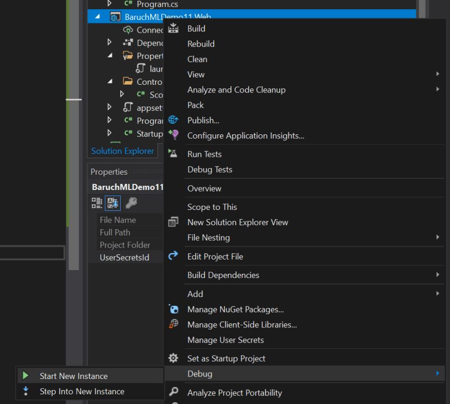 debug-start-new-instance