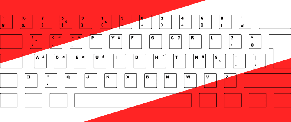 Cover image for QWERTY to Dvorak