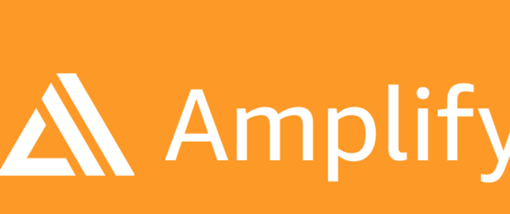 Cover image for Quick Cheat Sheet for AWS Amplify