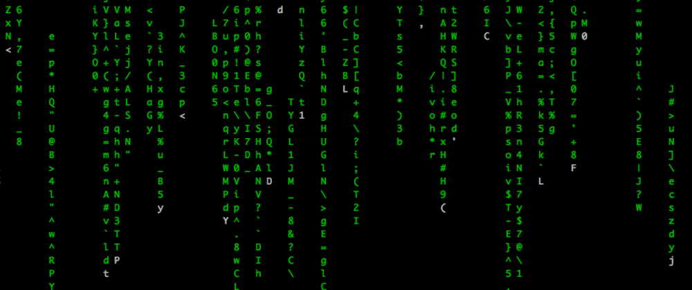 Cover image for 7 Shell Commands Which Make You Have A Smile