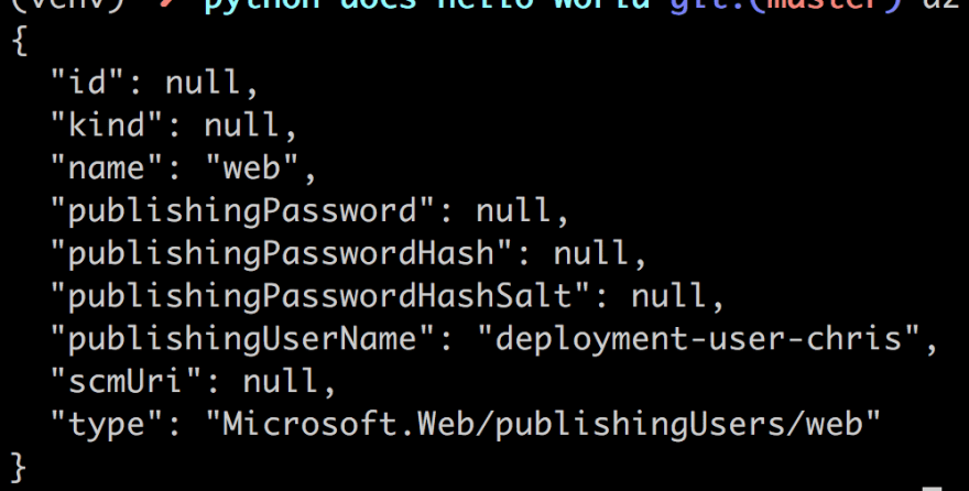 Commit, push, deploy — Git in the Microsoft Azure Cloud - DEV