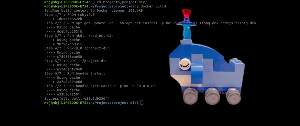 Cover image for How to Docker on Rails?