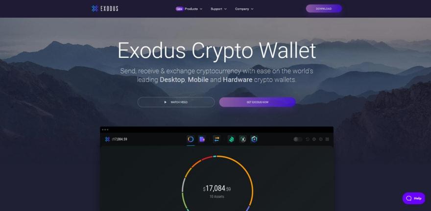 Exodus Wallet - CoinGyan