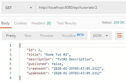 node-js-postgresql-crud-example-retrieve-one