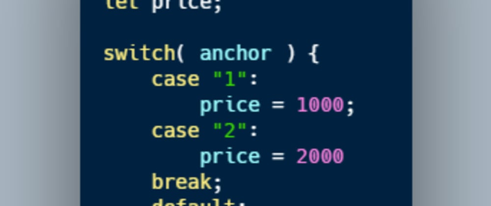 Cover image for A Simple Guide to JavaScript Conditions (If, Else If, Else and Switch Statement)