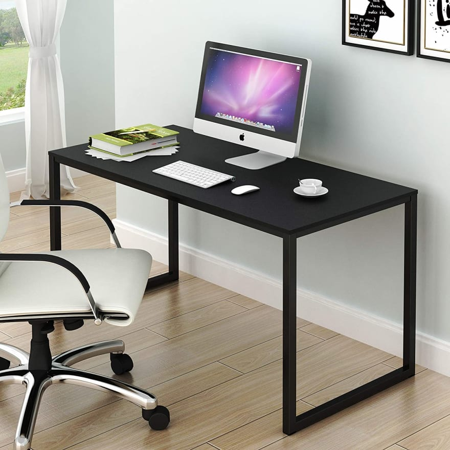 SHW Home Office Computer Desk