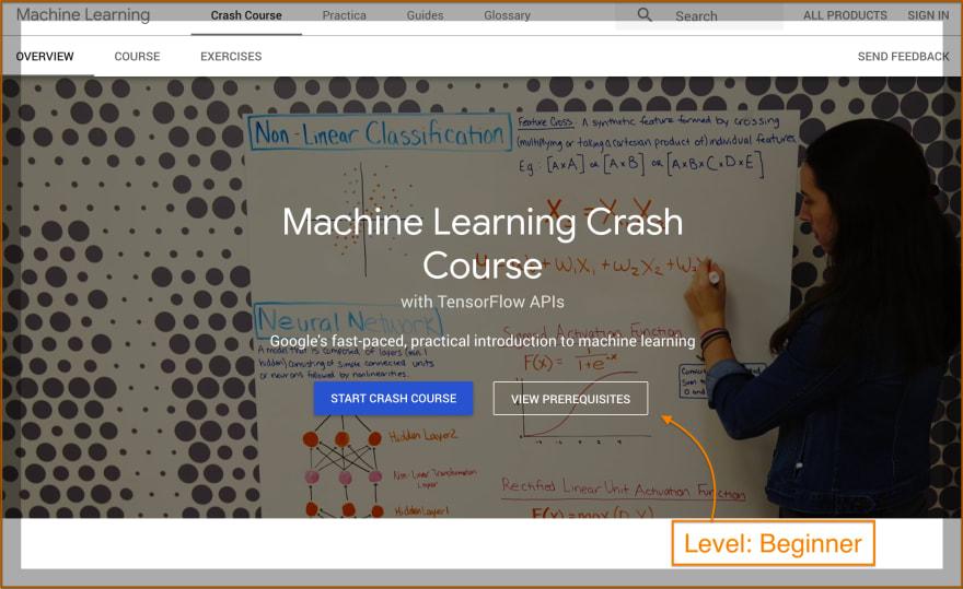 Best Machine Learning Crash Courses