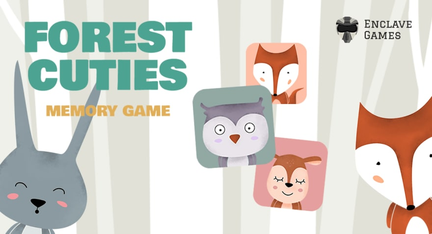 Enclave Games - final Grant report: Forest Cuties