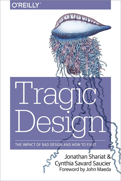 Cover of Tragic Design