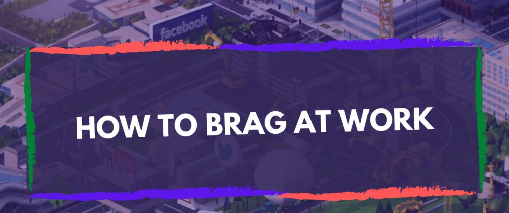 Cover image for Keep a Brag Document