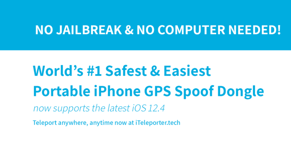 Aug 2019] How to Fake GPS on iOS 12 4 without Jailbreaking