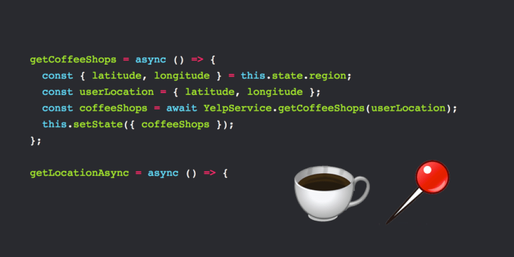 Building a Coffee Map with React Native - DEV Community 👩 💻👨 💻