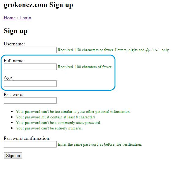 django-authentication-example-signup-login-logout-project-goal