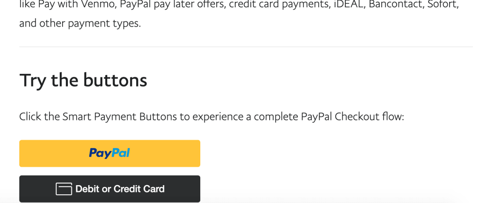 Cover image for Use Paypal Smart Button as Vue Component (Part 2 of 3)