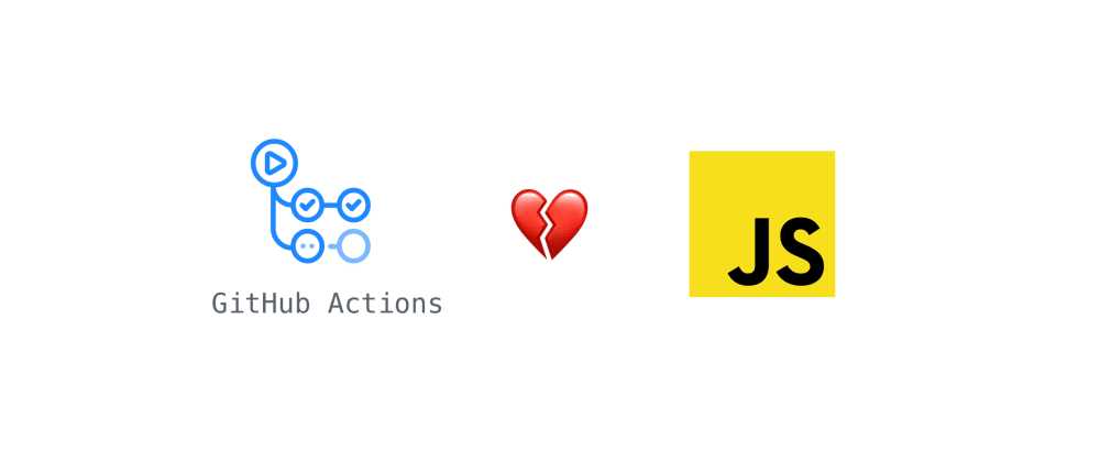 Cover image for Fixing GitHub Actions development using GitHub Actions