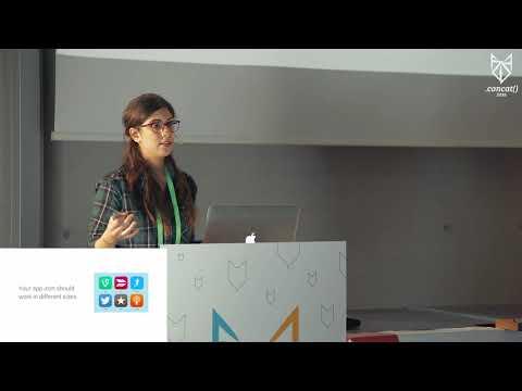 Nicole Saidy - Designing Great Progressive Web Apps