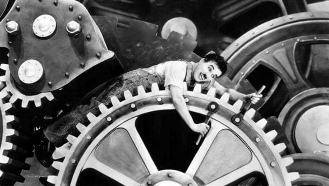 Modern Times - Charles Chaplin