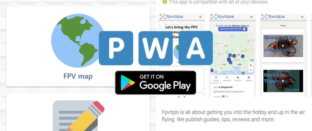 Cover image for How to publish a PWA on the Google Play store