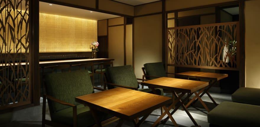 Interior of Gion Niti