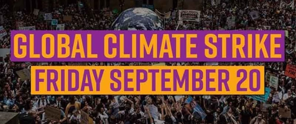 Cover image for Global Climate Strike