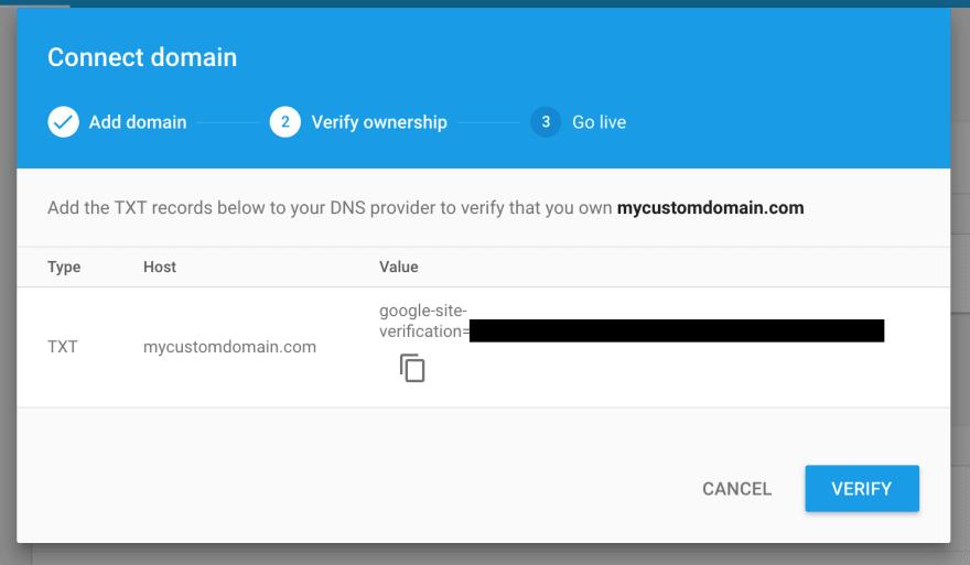 connectdoamin