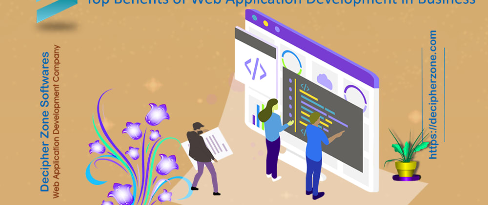 Cover image for The Benefits of Web Application for Business