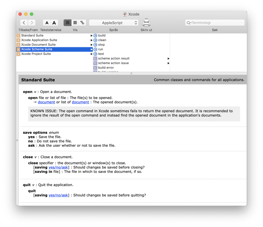 From Xcode plugins to Xcode extensions - DEV Community