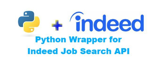 Python Wrapper For Indeed Job Search API