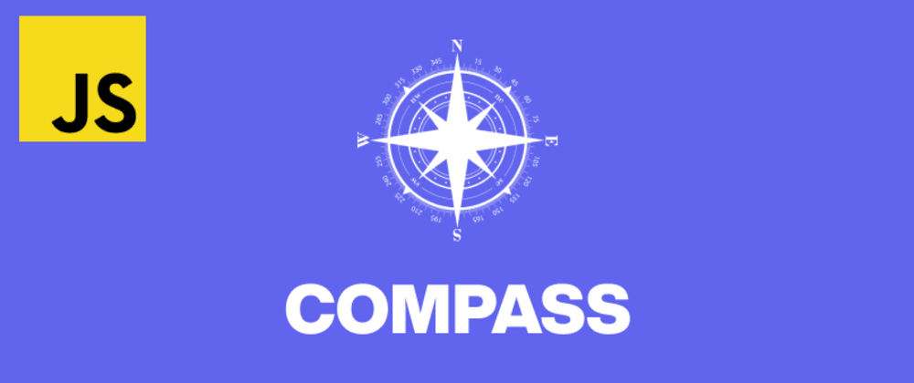 Cover image for Real Compass on mobile browsers with Javascript
