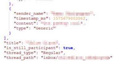 JSON File Preview