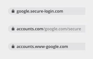 URL security