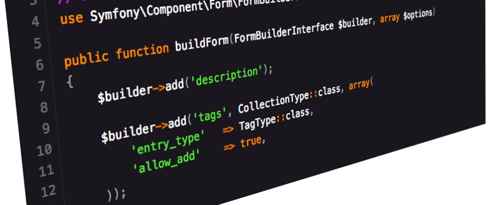 Cover image for Component Form Symfony