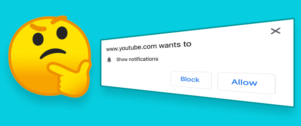 Cover image for YEStifications: Exploring how users engage with notification prompts in the Chrome UX Report
