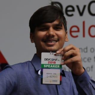 Rahul Jha profile picture