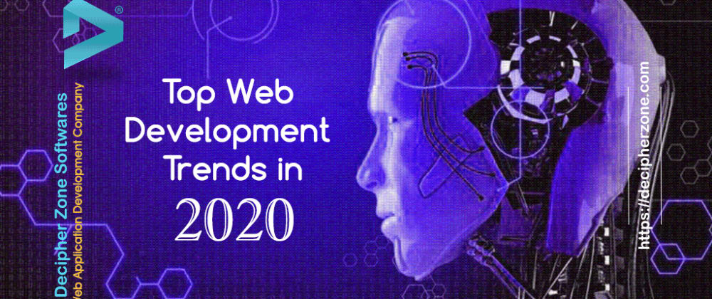 Cover image for Top 10 Web Development Trends in 2020