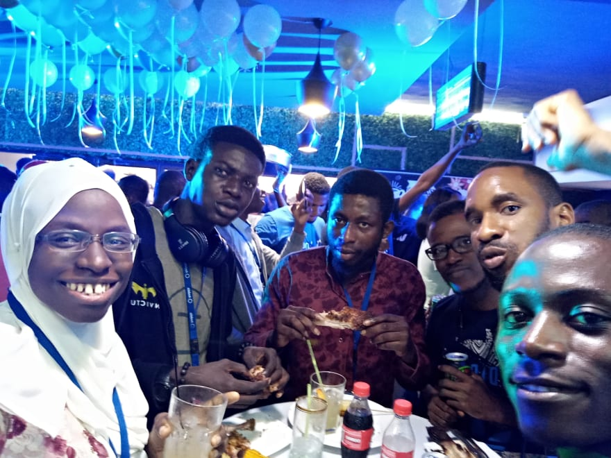 Andela Party