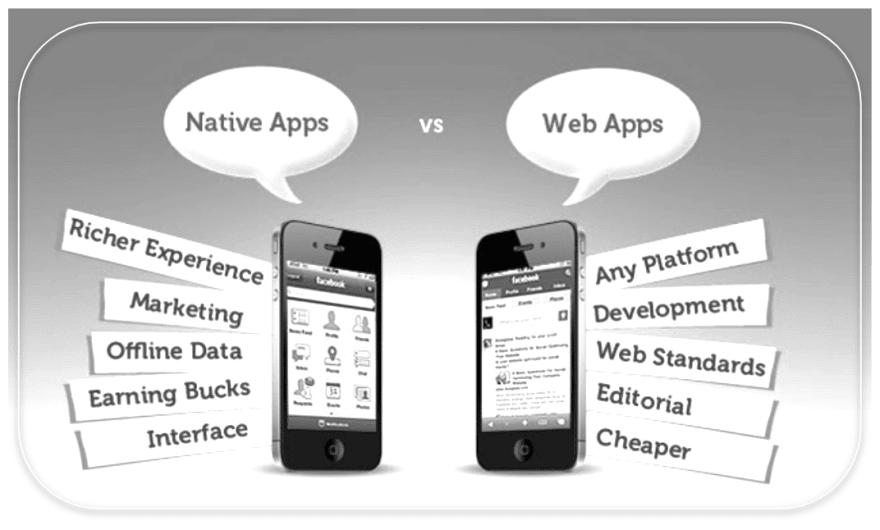 2010 - native vs web