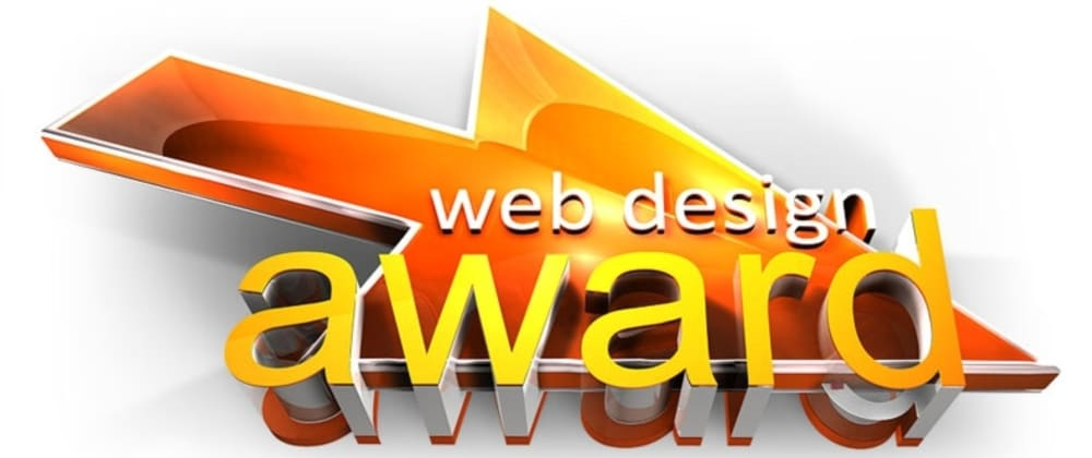 Cover image for How I Got Web Design Awards In Early 2020