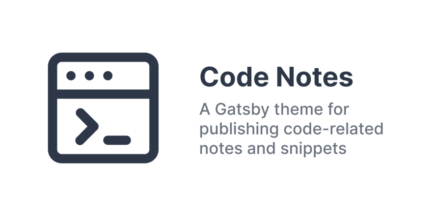 Code Notes