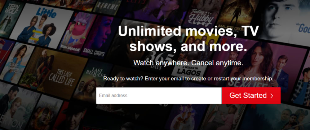 Cover image for Create a Netflix clone from Scratch: JavaScript PHP + MySQL