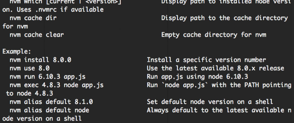 Cover image for Learn JavaScript First, with terminal, NVM & Node.js