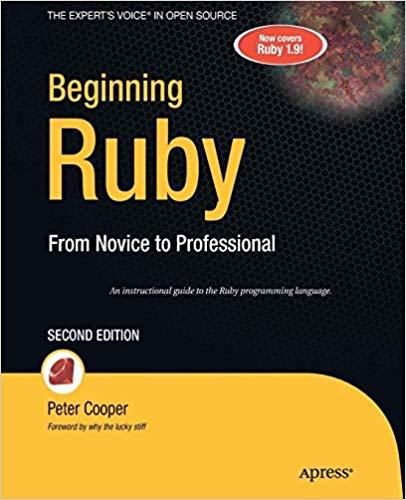 Beginning-Ruby