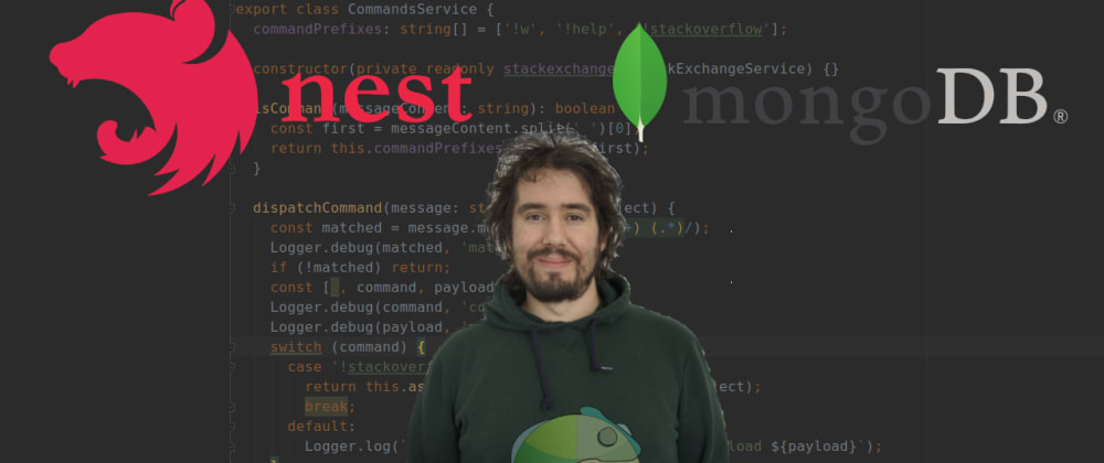 Cover image for Unit testing NestJS with mongo in memory...