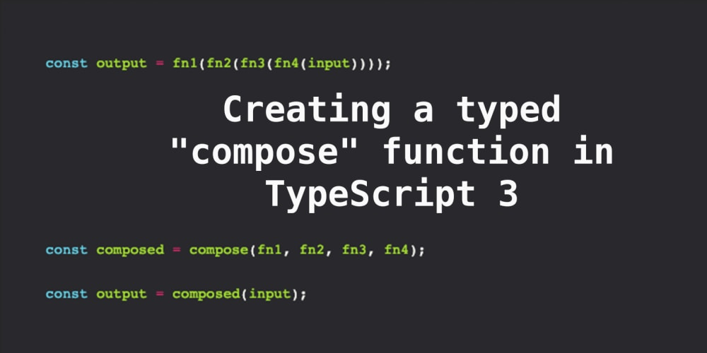 Creating a typed