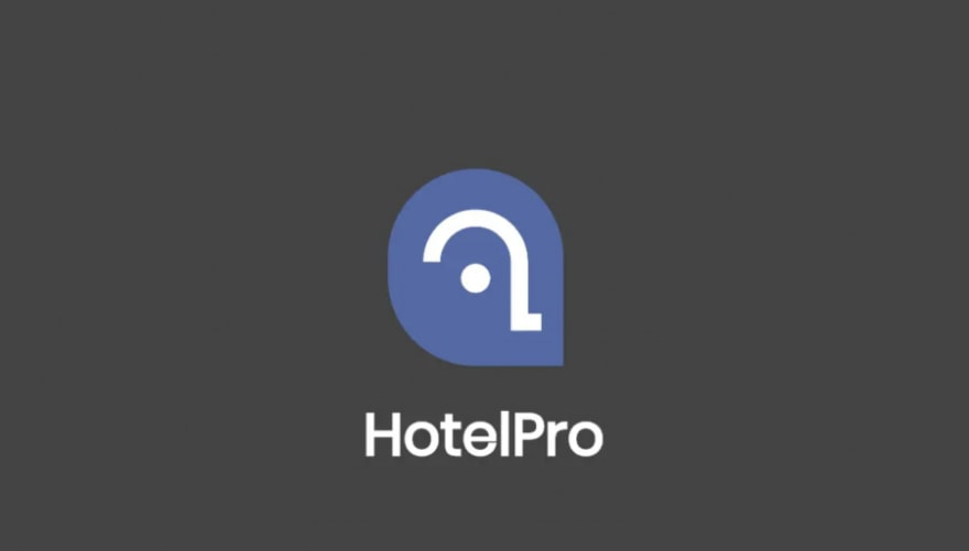 HotelPro – Enjoy Your Trip template app