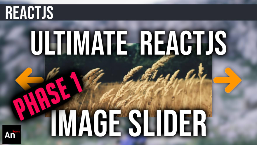 Ultimate ReactJS Image Carousel