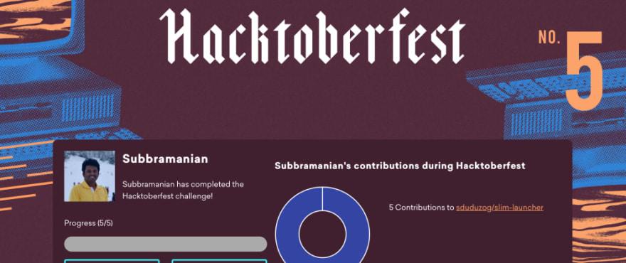 Hactoberfest
