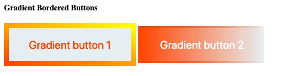 Gradient button 2 hover