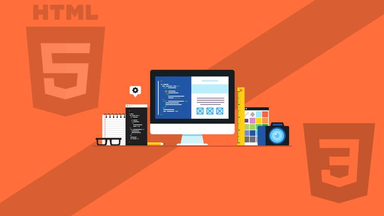 learn html and css free online